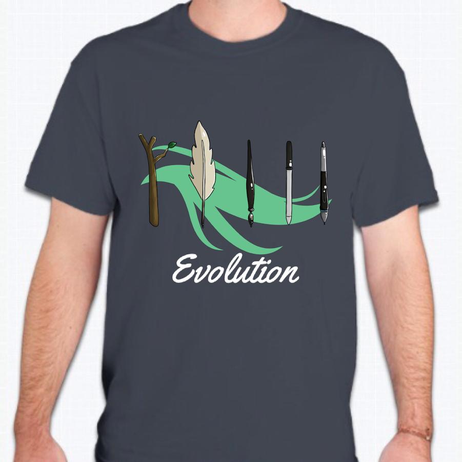 Evolution Of Pens