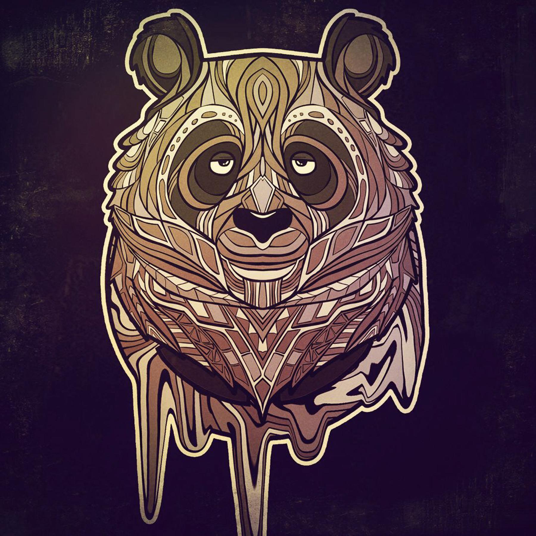 Groovy Panda