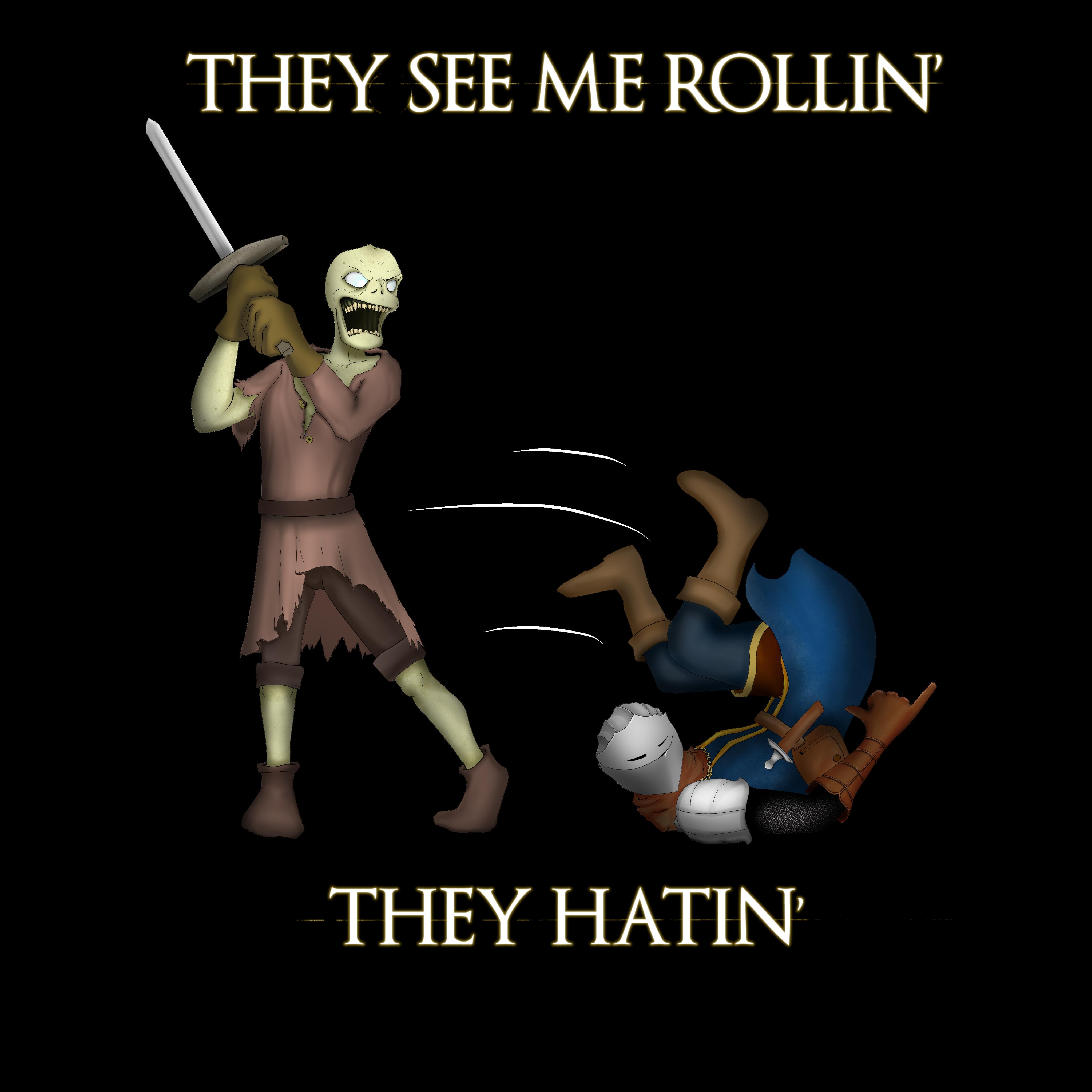 Rollin' & Hatin'
