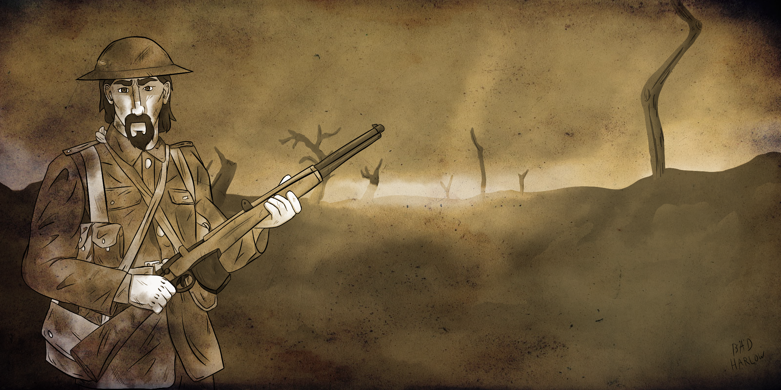 A Day After Warfare
