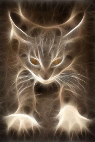 wispy cat