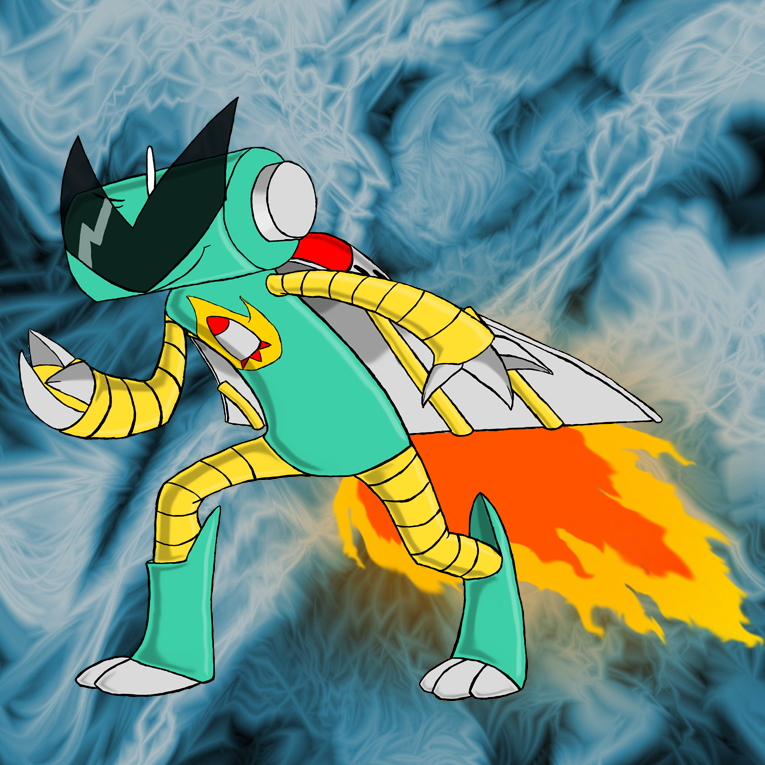 Batteryman Starblaster