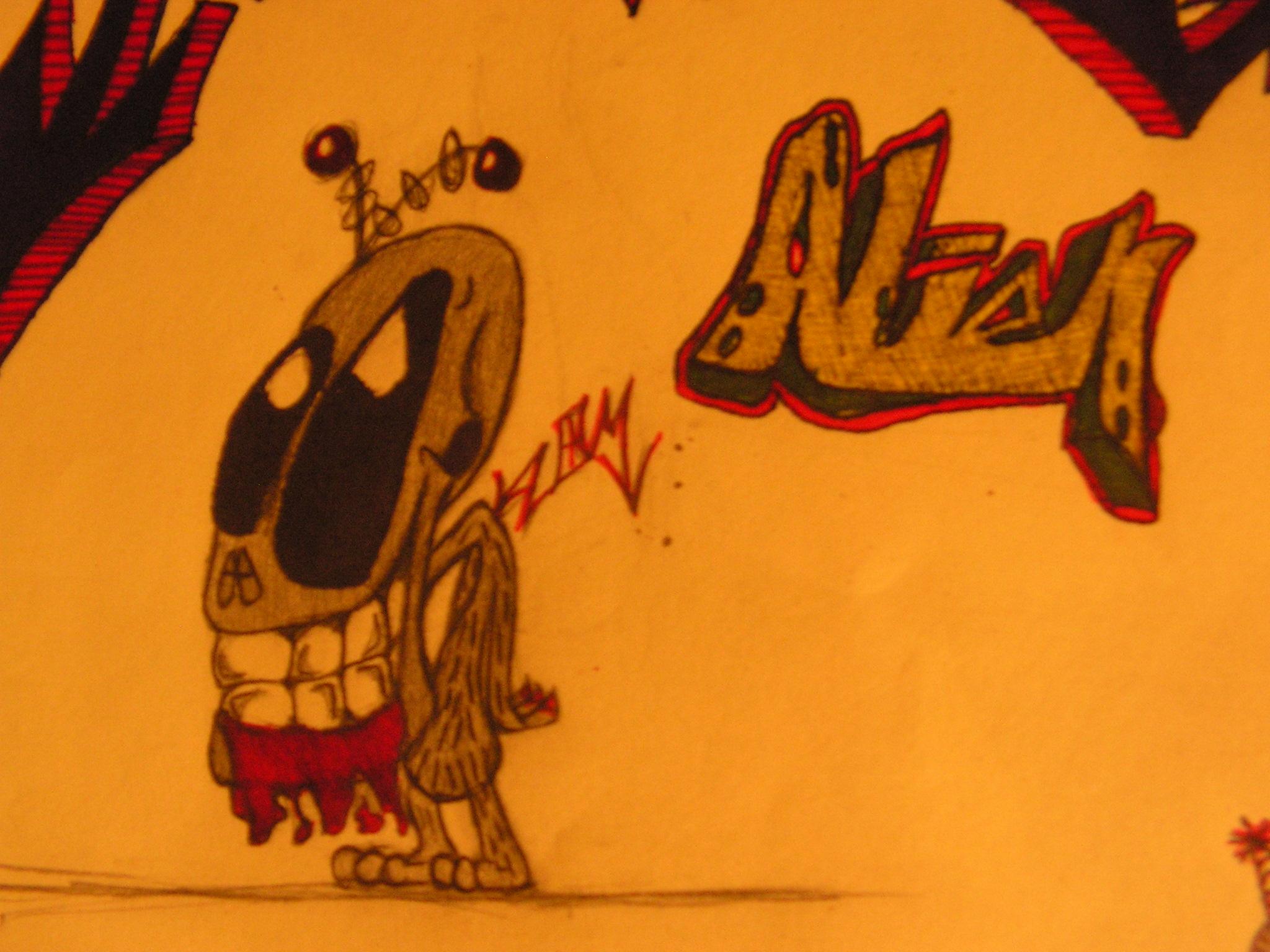Rawr Alien