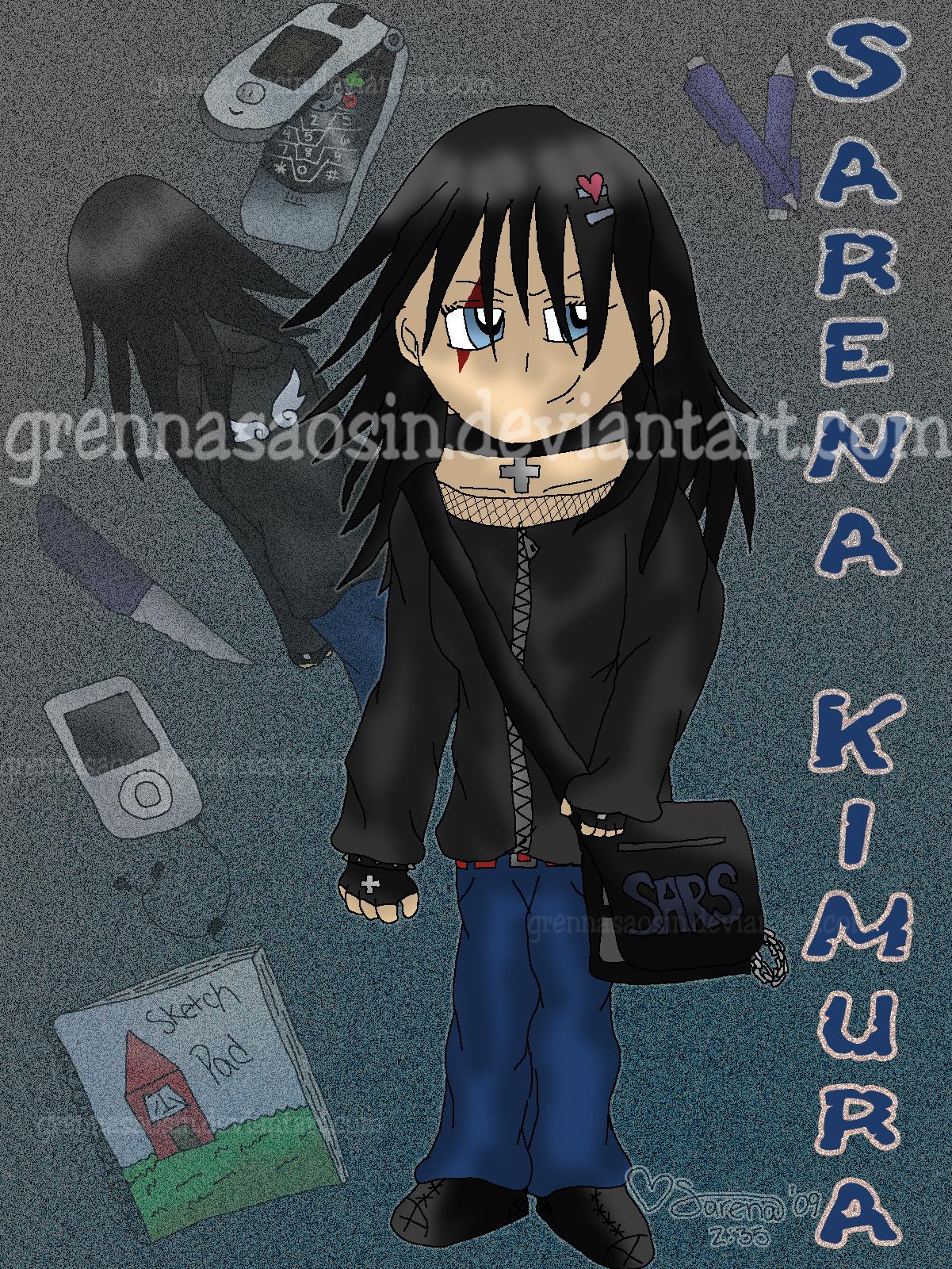 Sarena Kimura - New Style