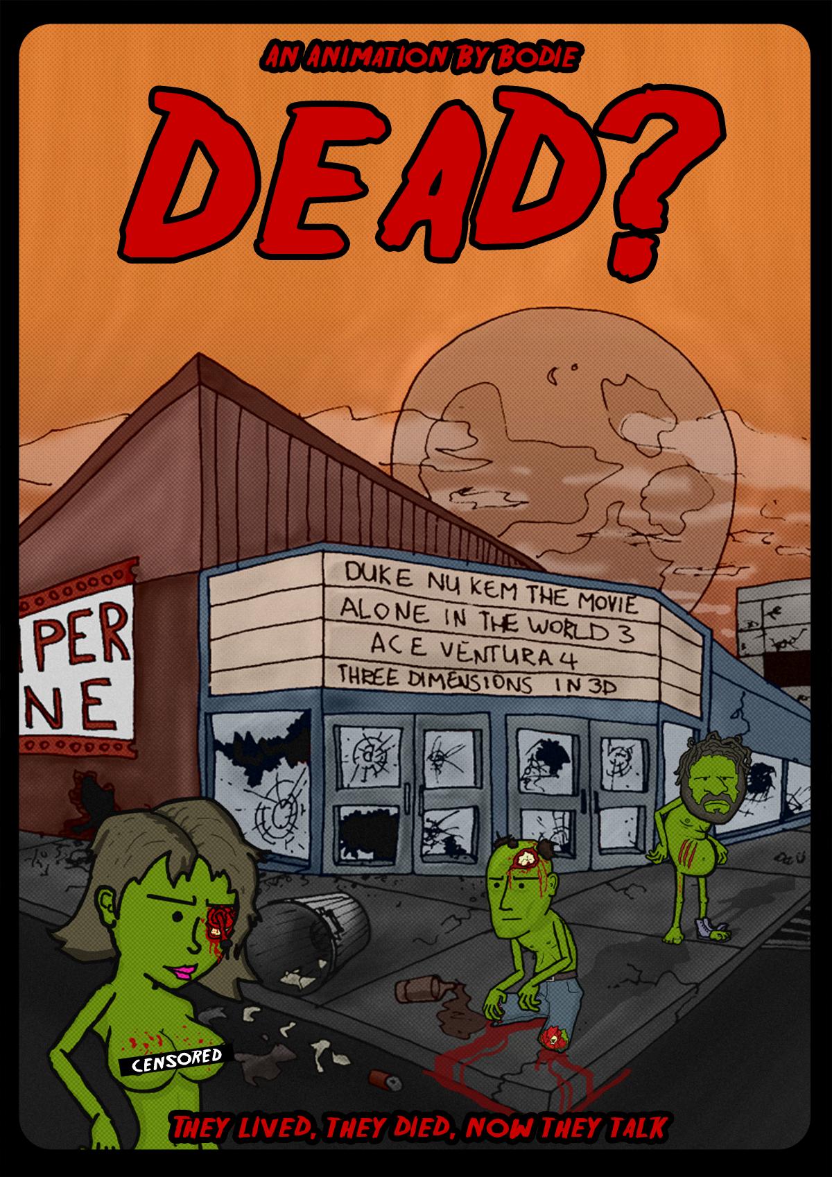 Dead? Poster