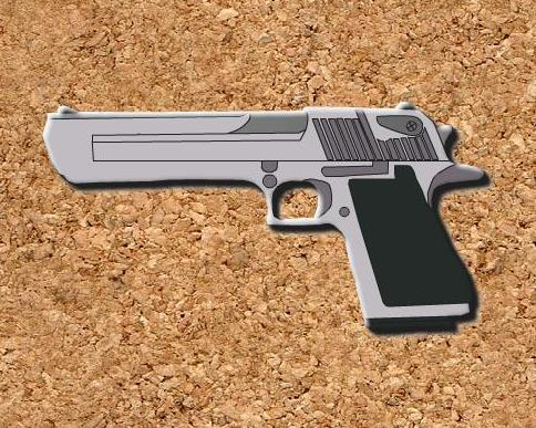 Desert Eagle Reproduction
