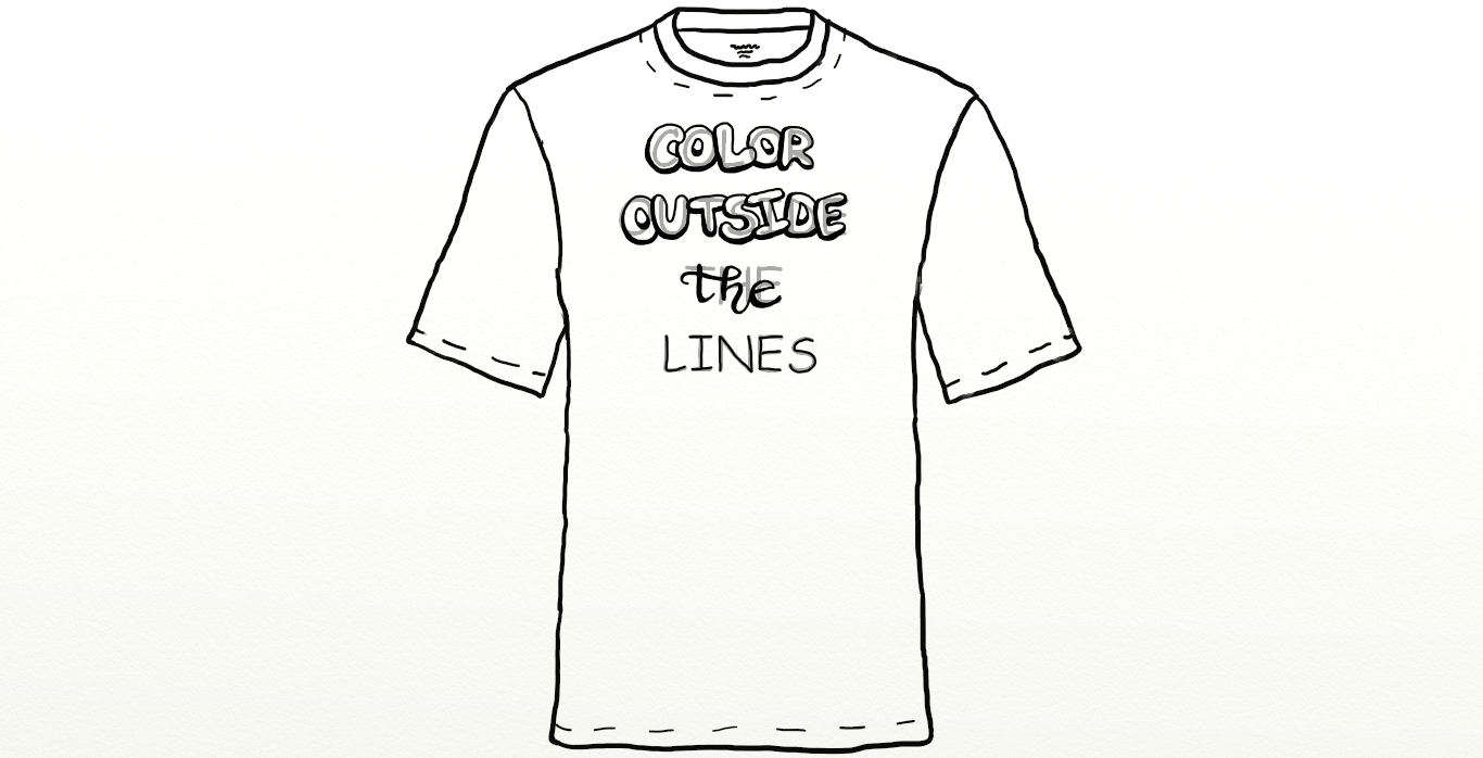 WIP- Color Outside the Lines