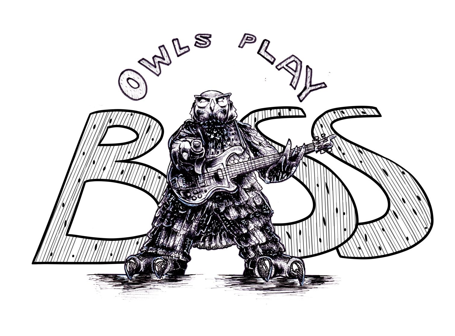 Owls Play Bass