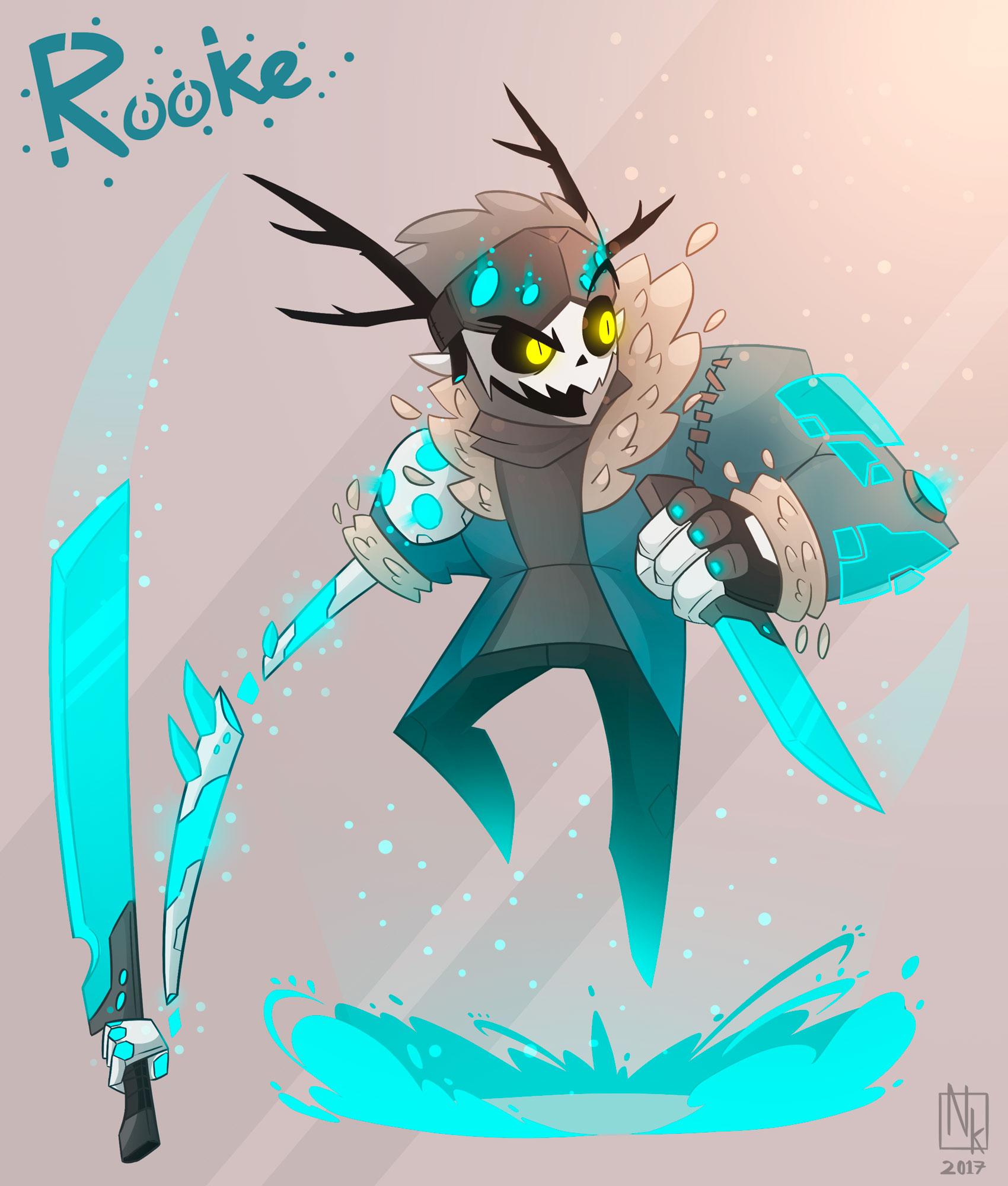 Warlance Rooke