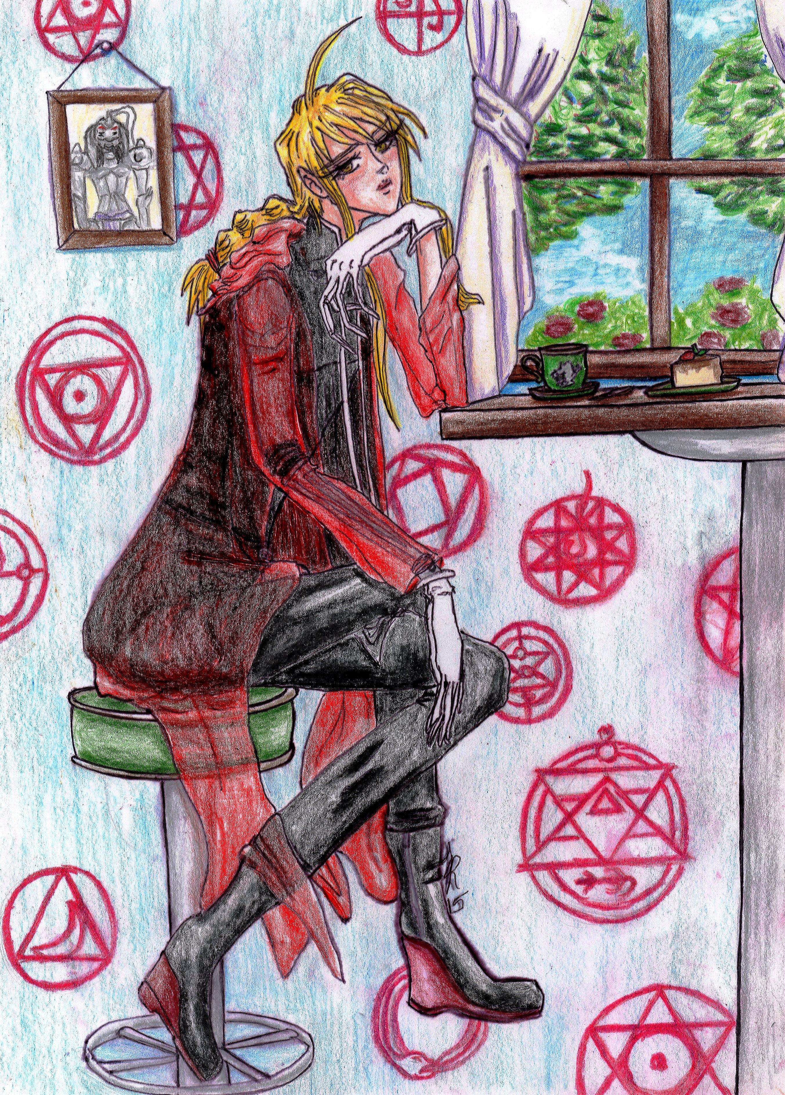 Femme Edward Elric