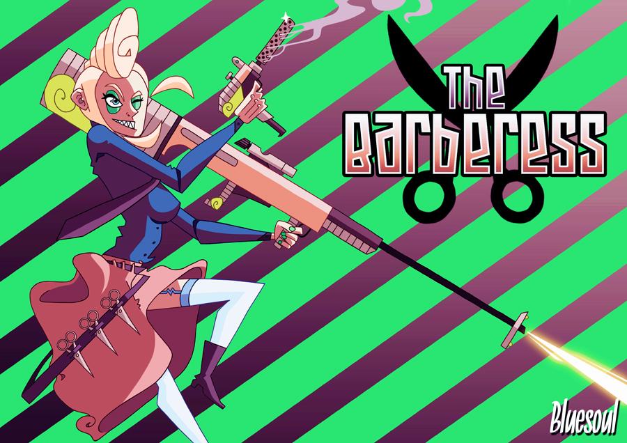 The Barberess