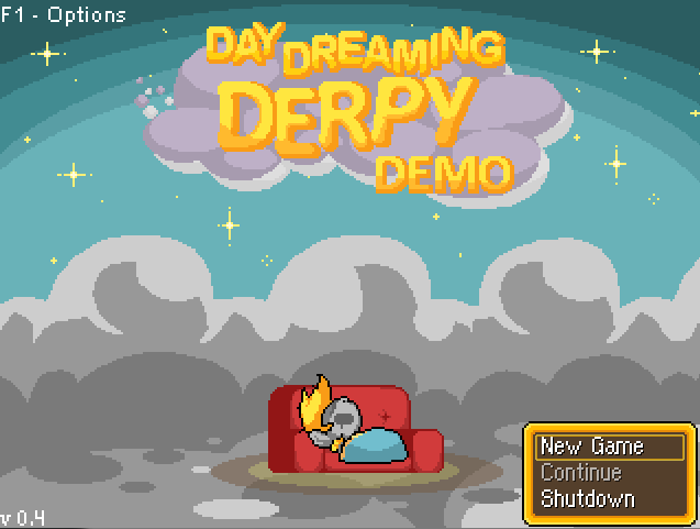 Day Dreaming Derpy Demo v0.4 The Scootaloo Update is OUT