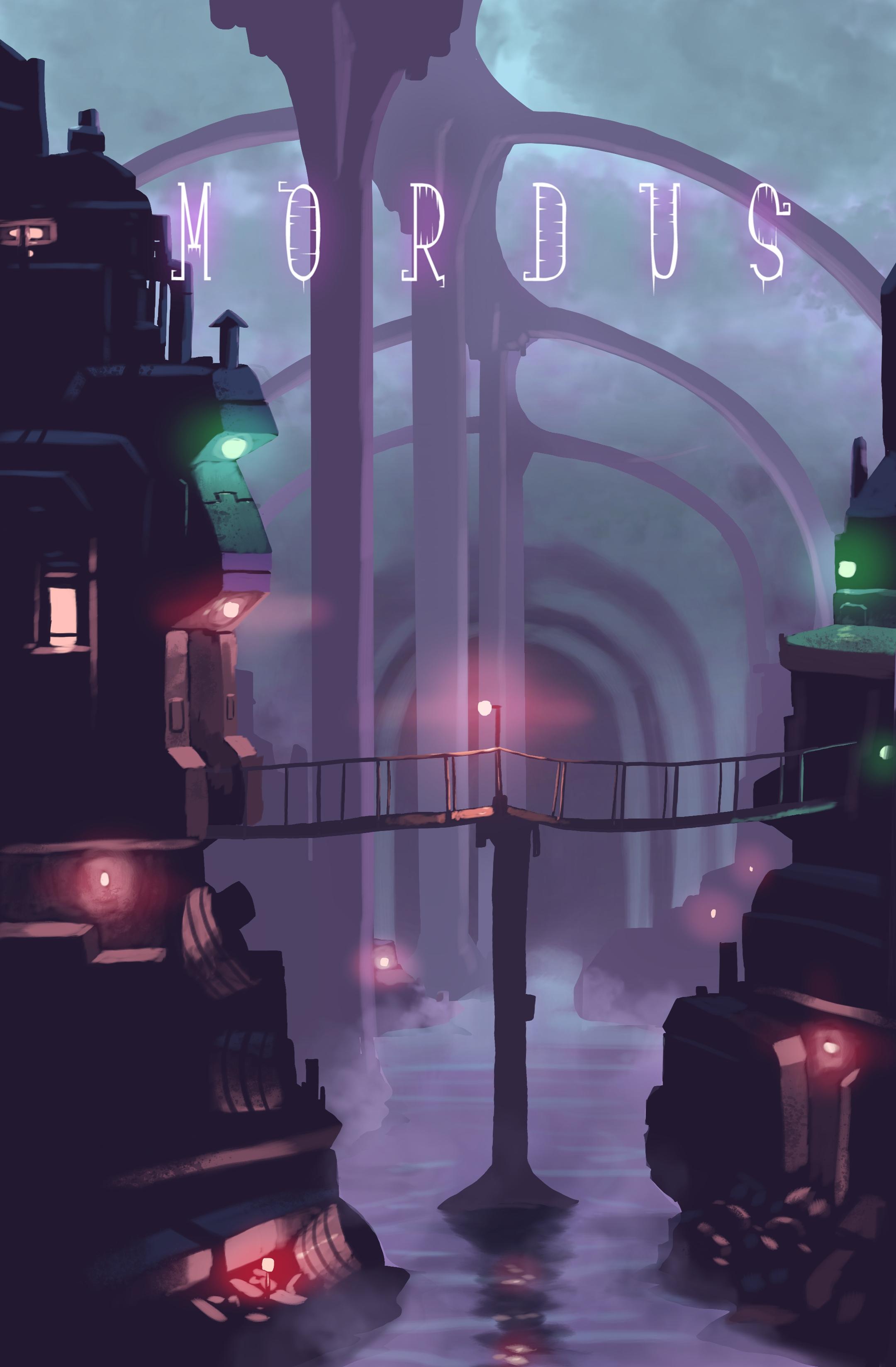 Mordus, Jupiter´s Europa concept art.