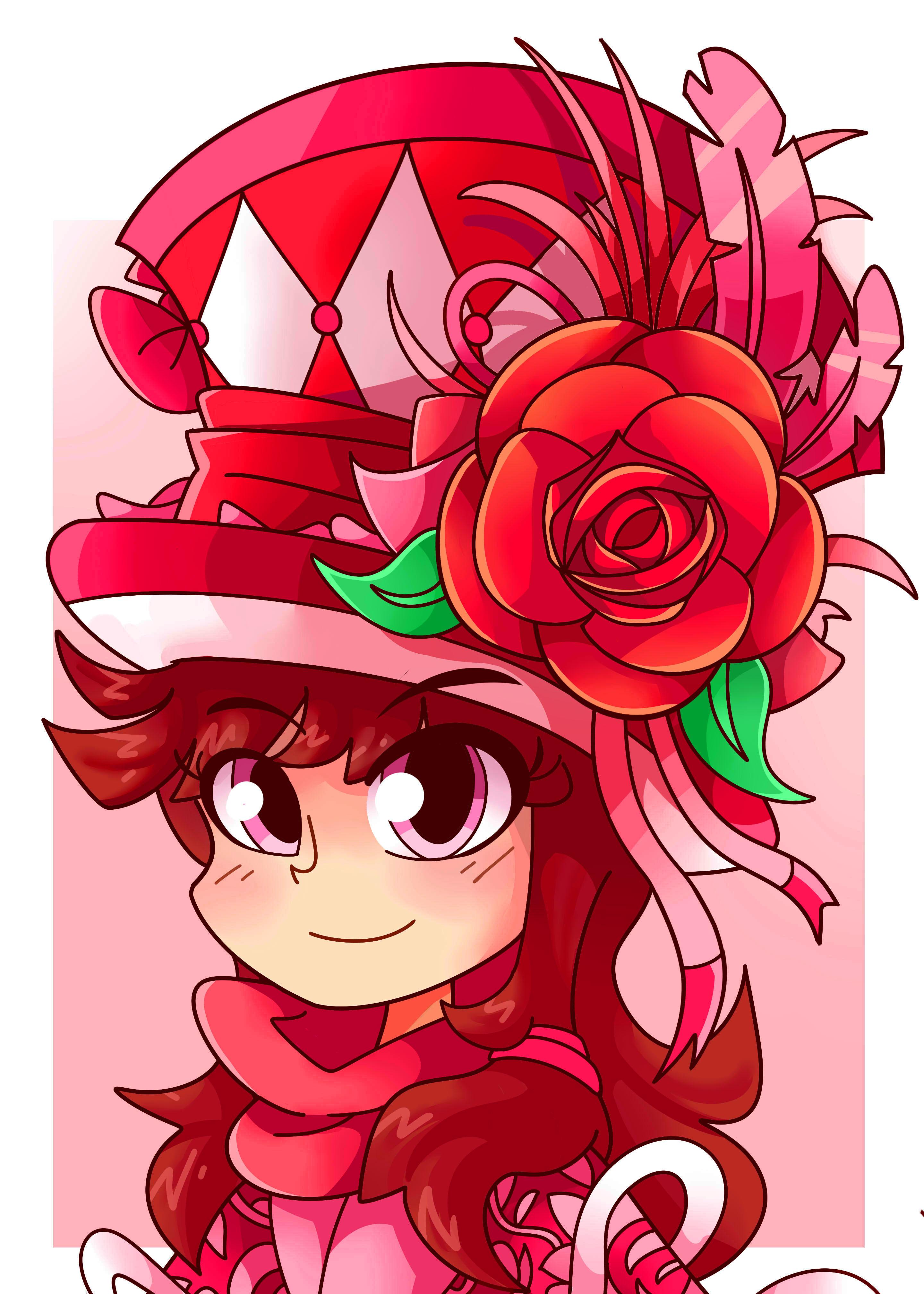 The Rose Hatter