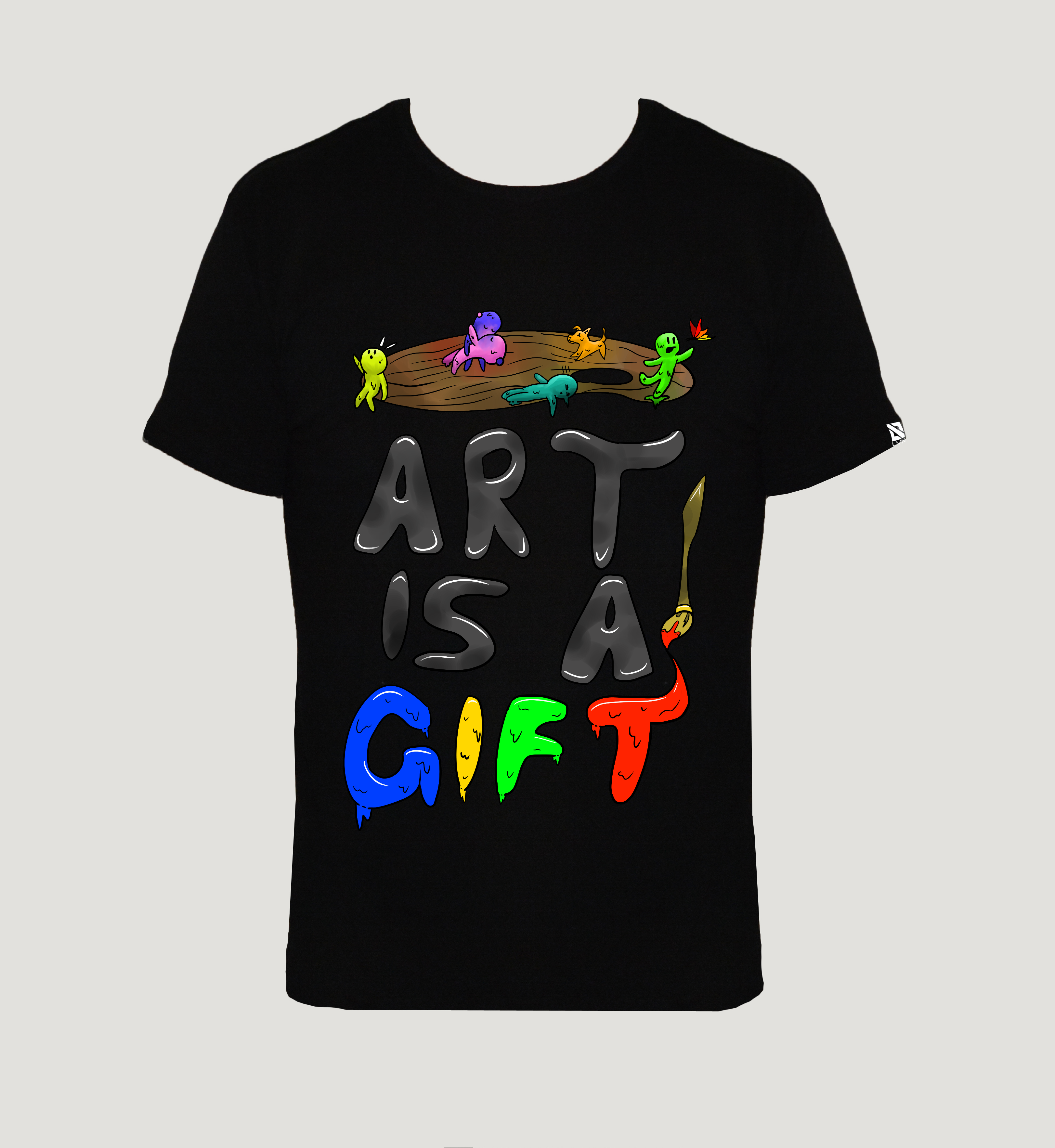Shirt design 2/3