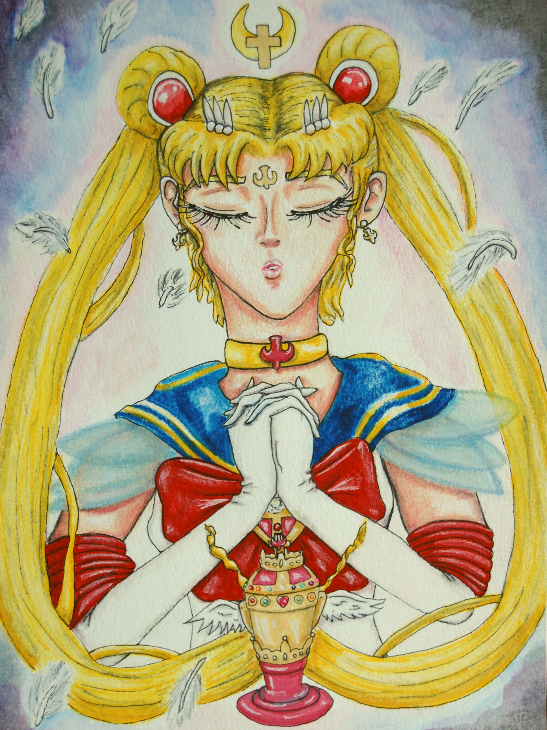 Holy Sailor Moon