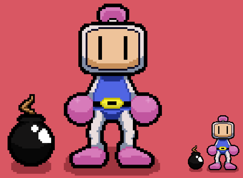 Bomberman Sprite