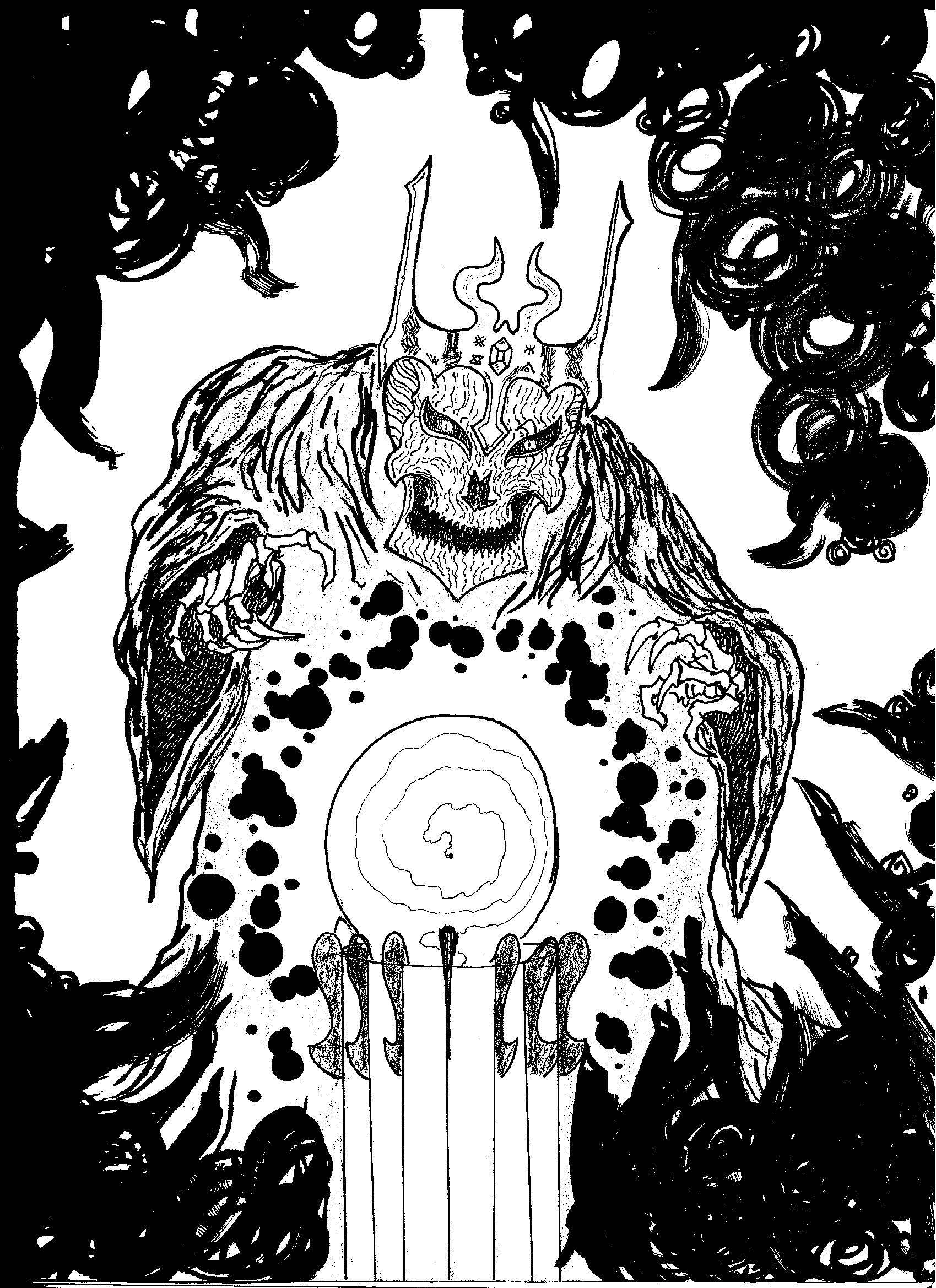 Lich Wizard