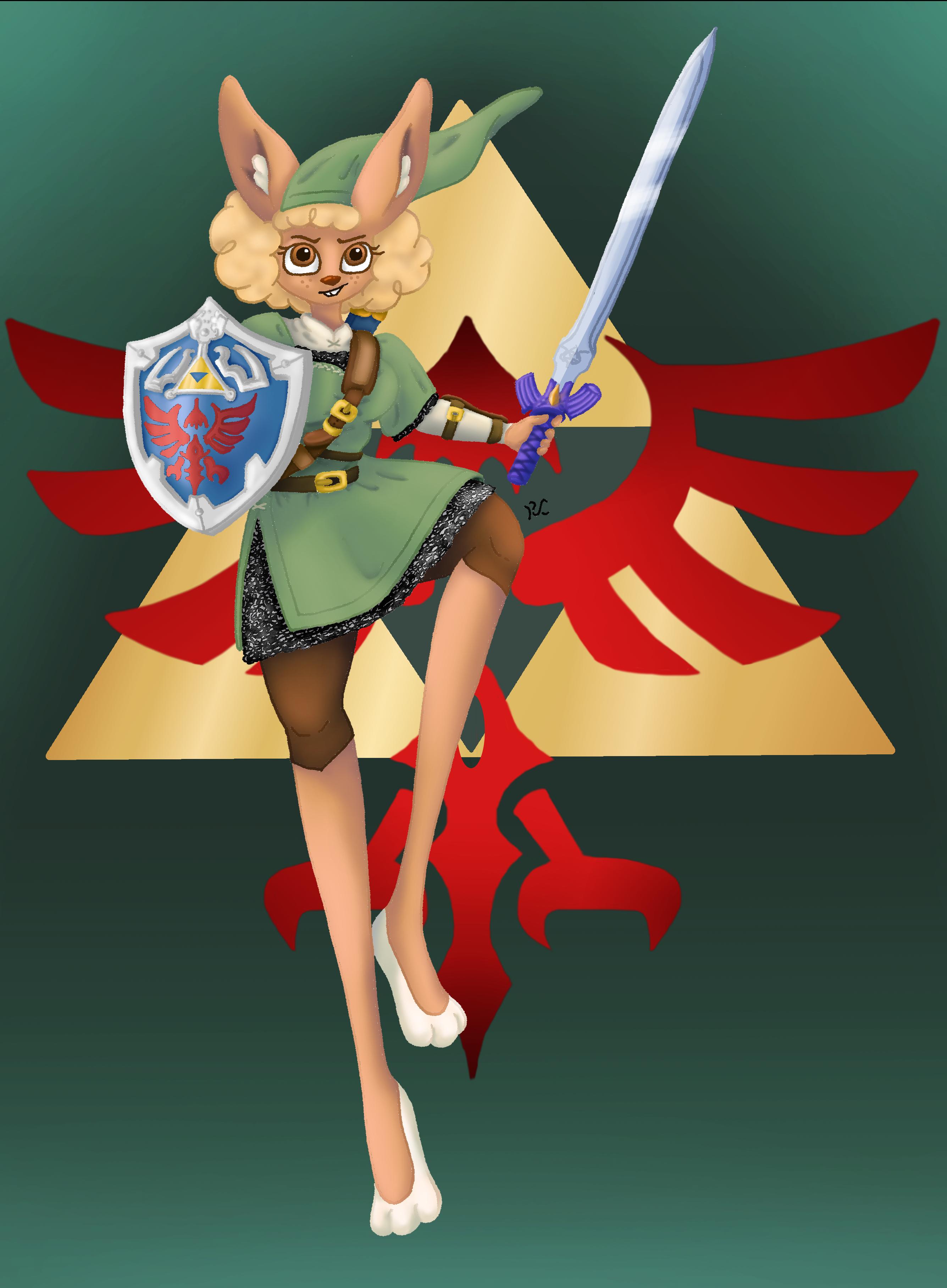 Link Bunny