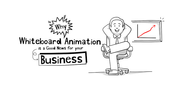 Why Whiteboard Animation is a Good News for Your Business