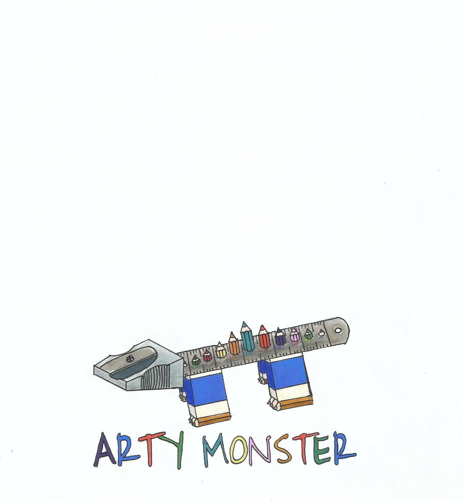 ARTY MONSTER