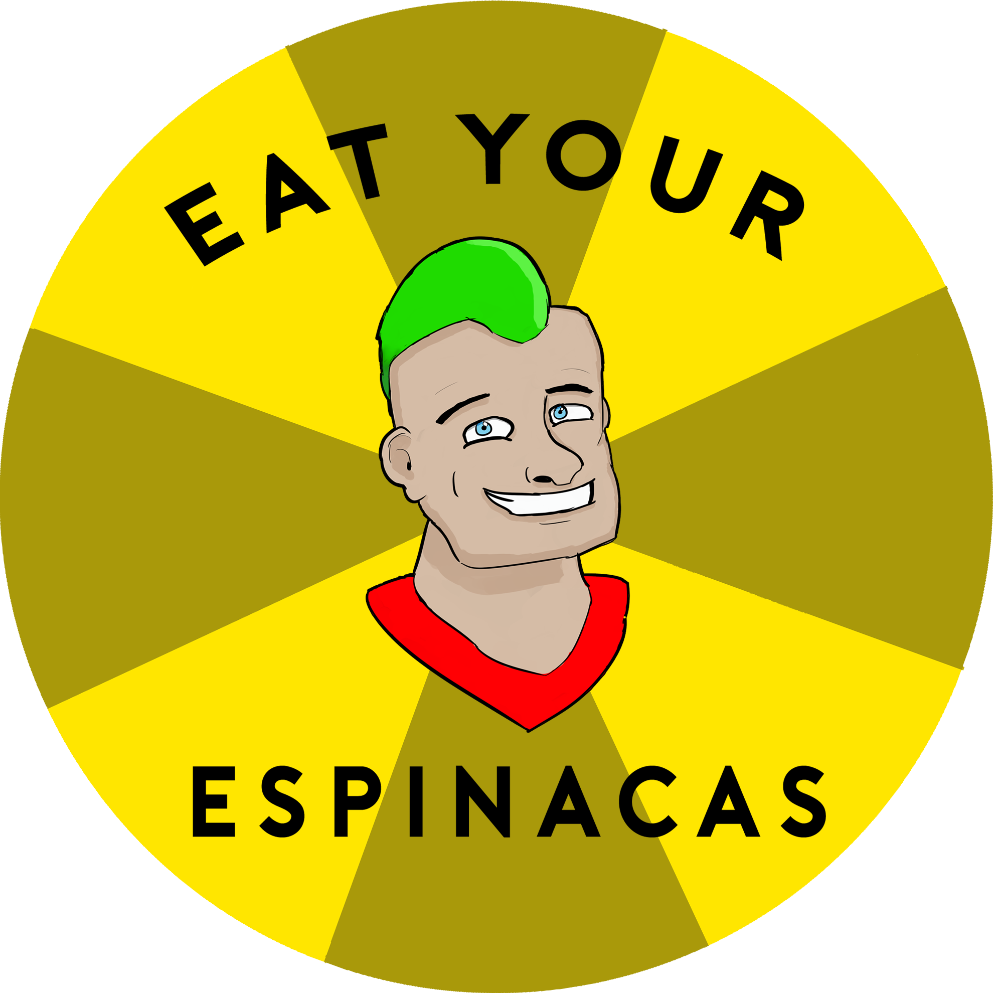 Eat your ESPINACAS