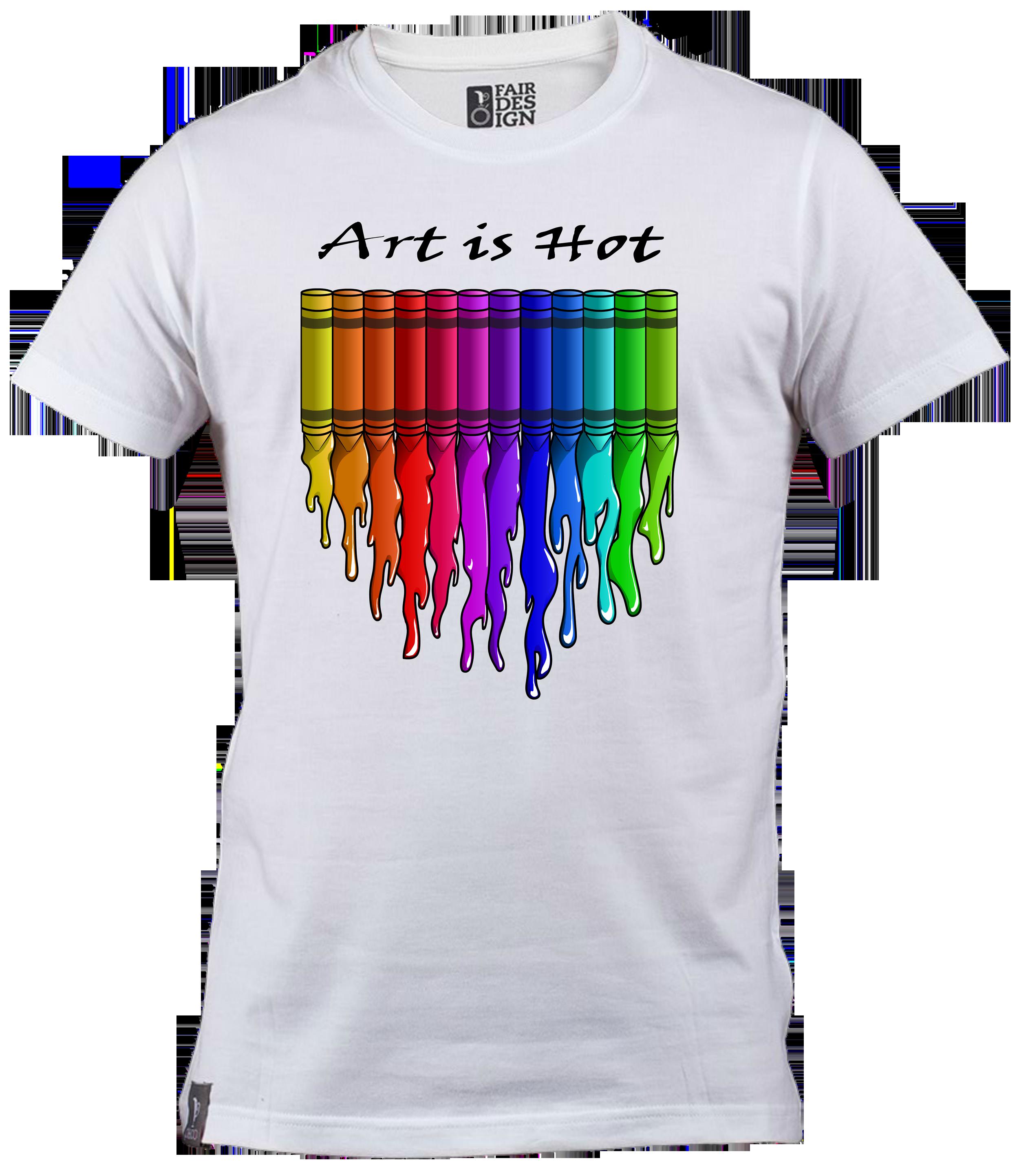 Art is Hot