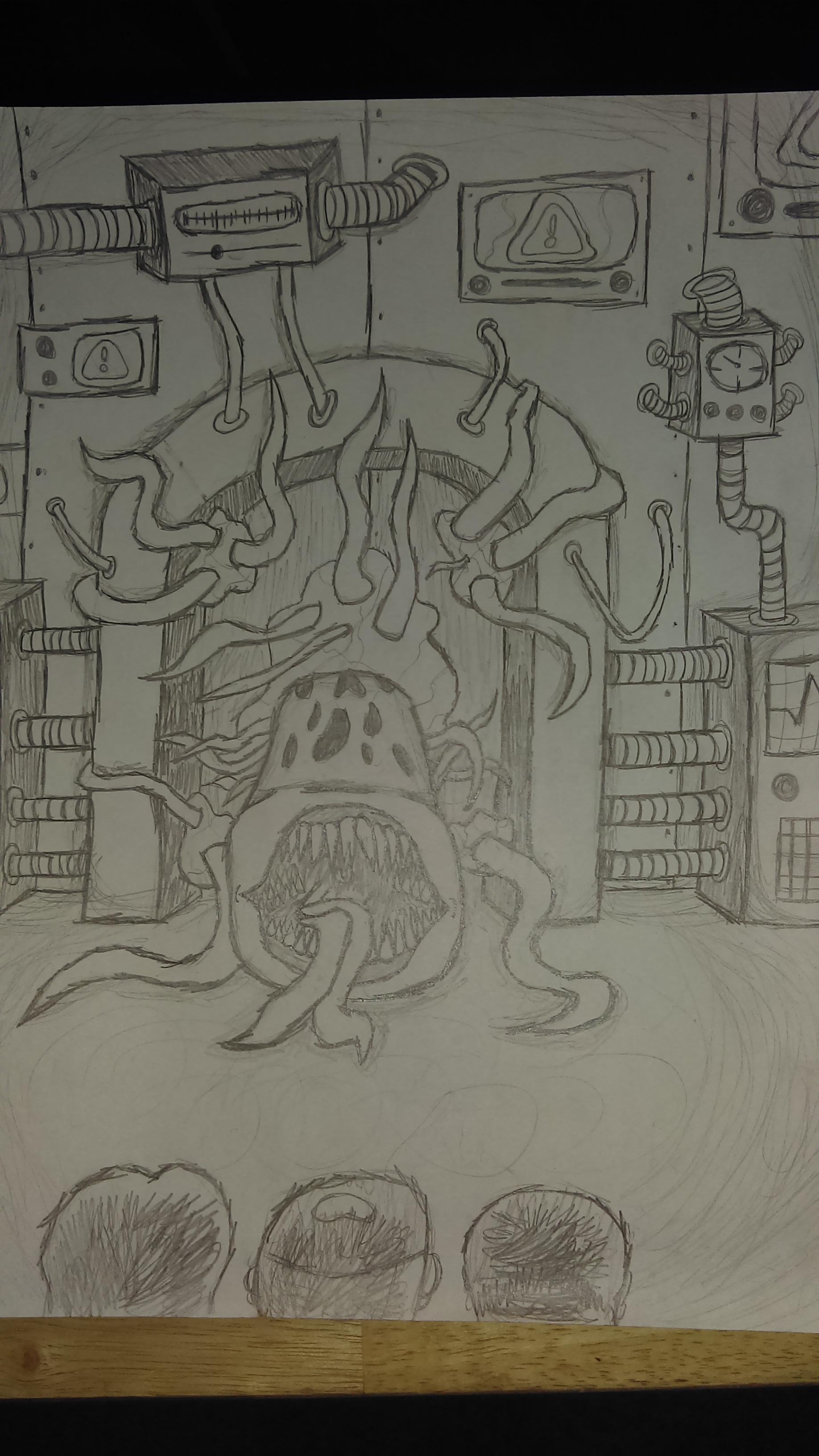Portal Monster