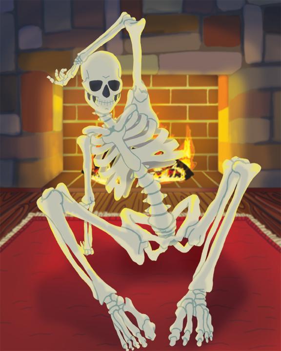 mrs skeleton