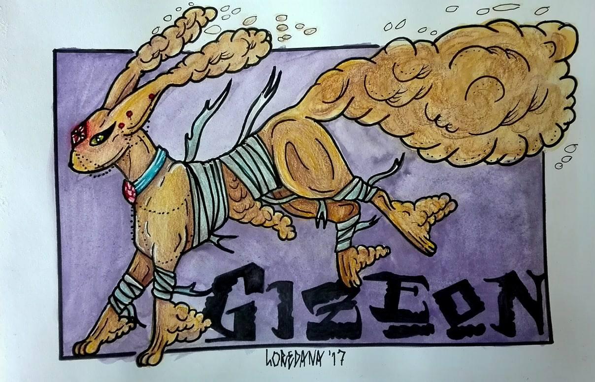 Gizeon groundtype