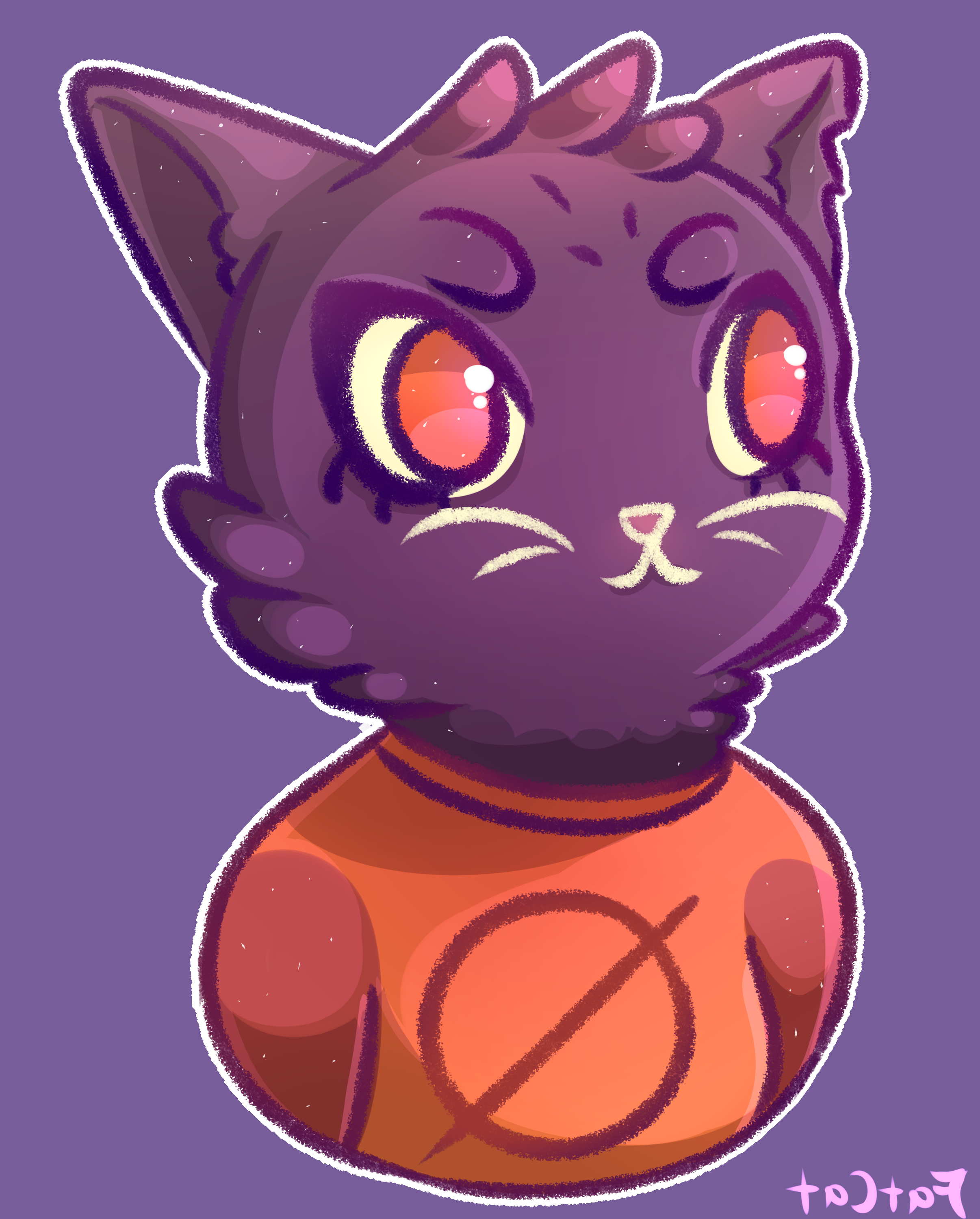Little Mae from Night in the Woods