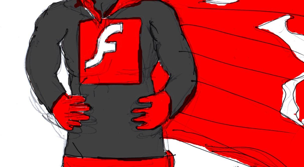 Adobe Flash the Anti-Hero