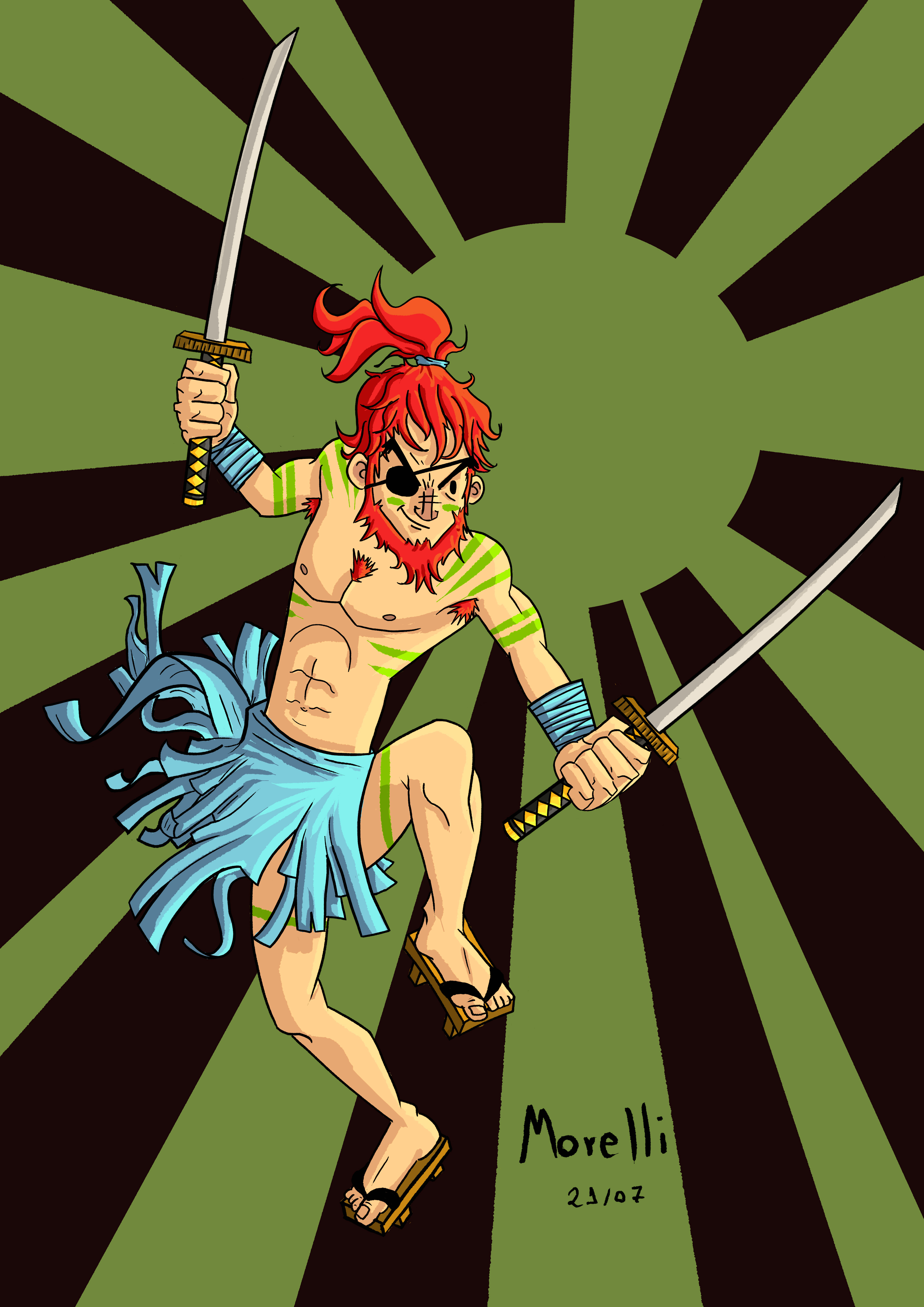 The Greatest Samurai