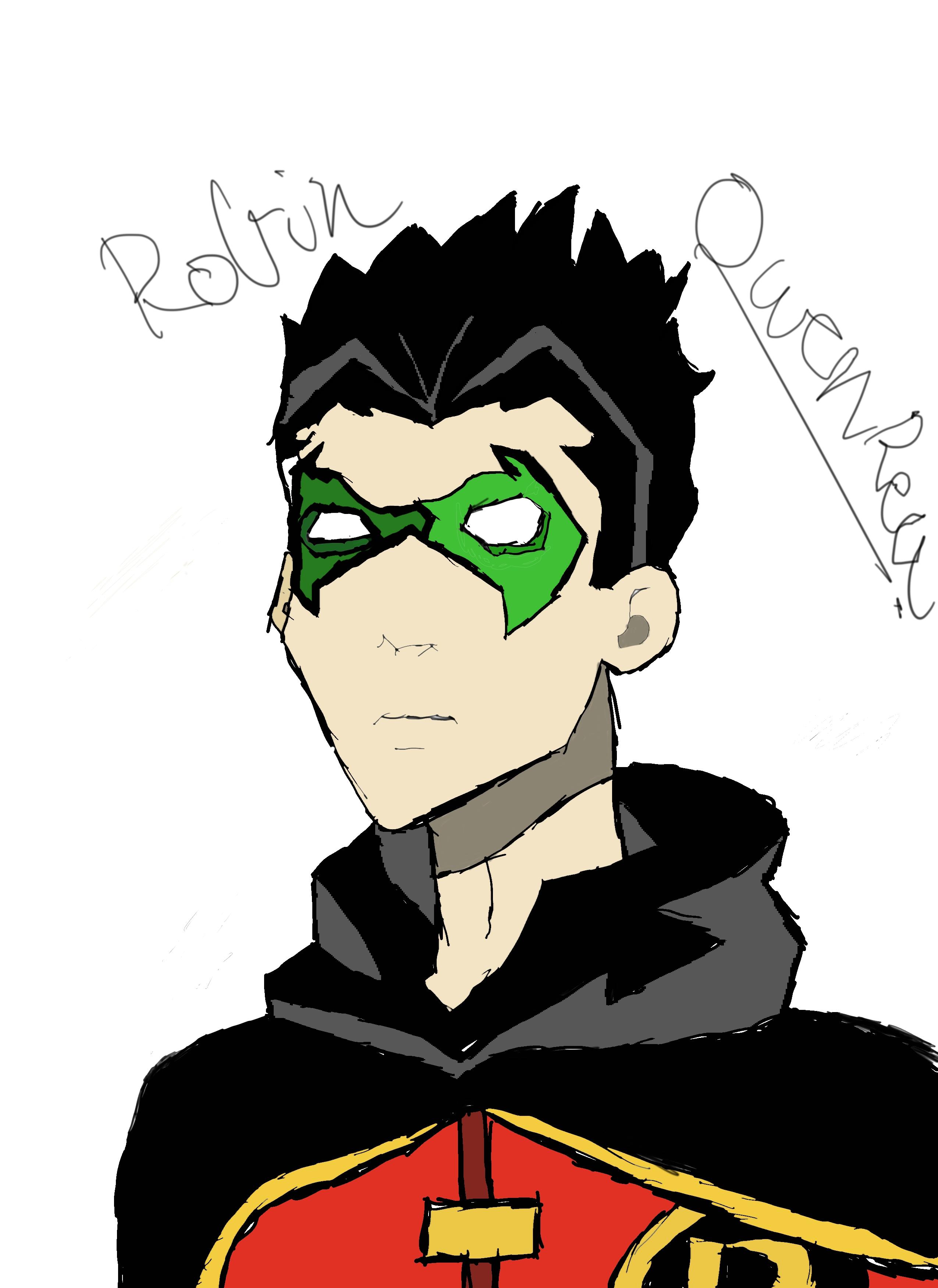 Robin (Teen Titans VS Justice League)