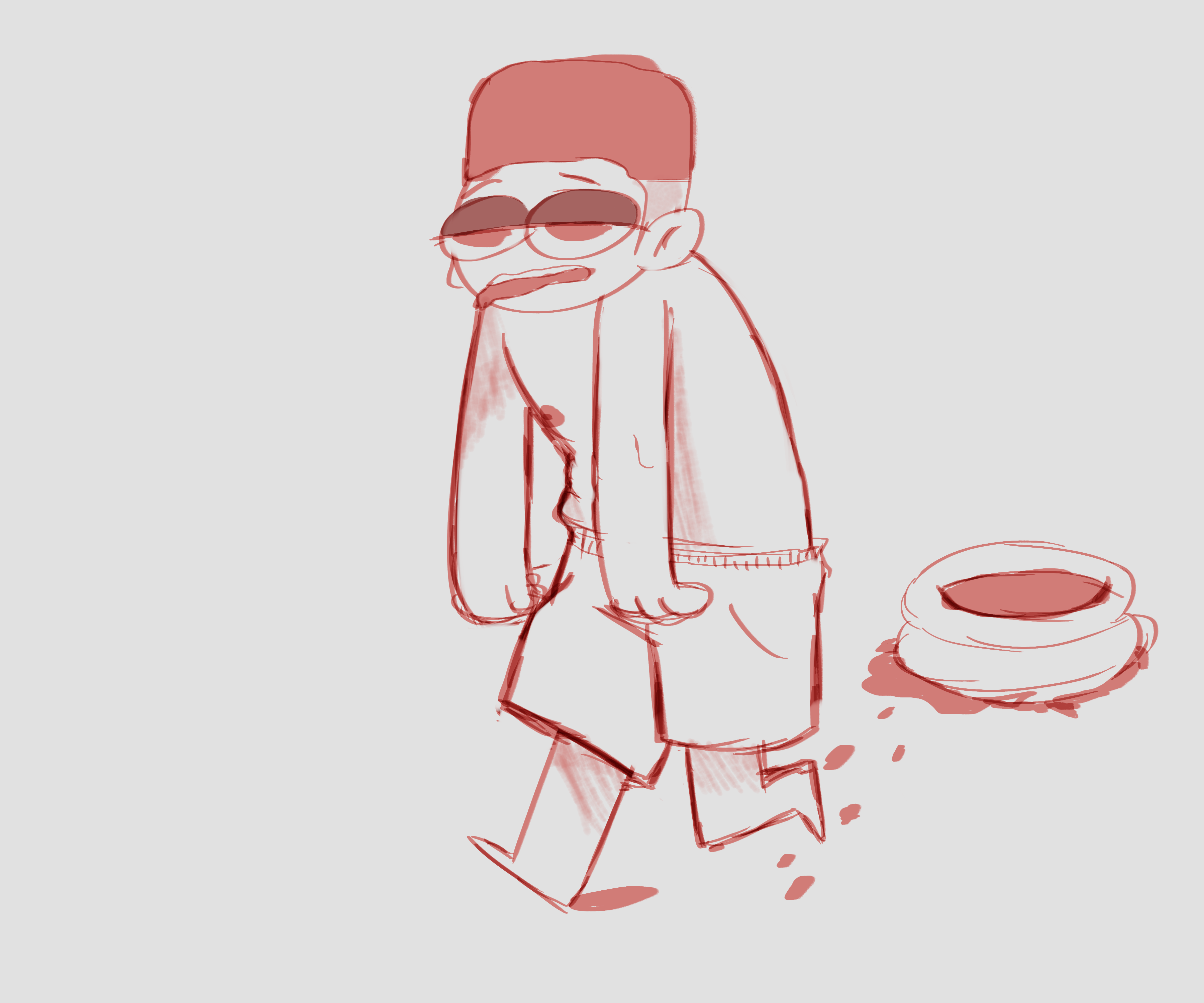 Stream sketch