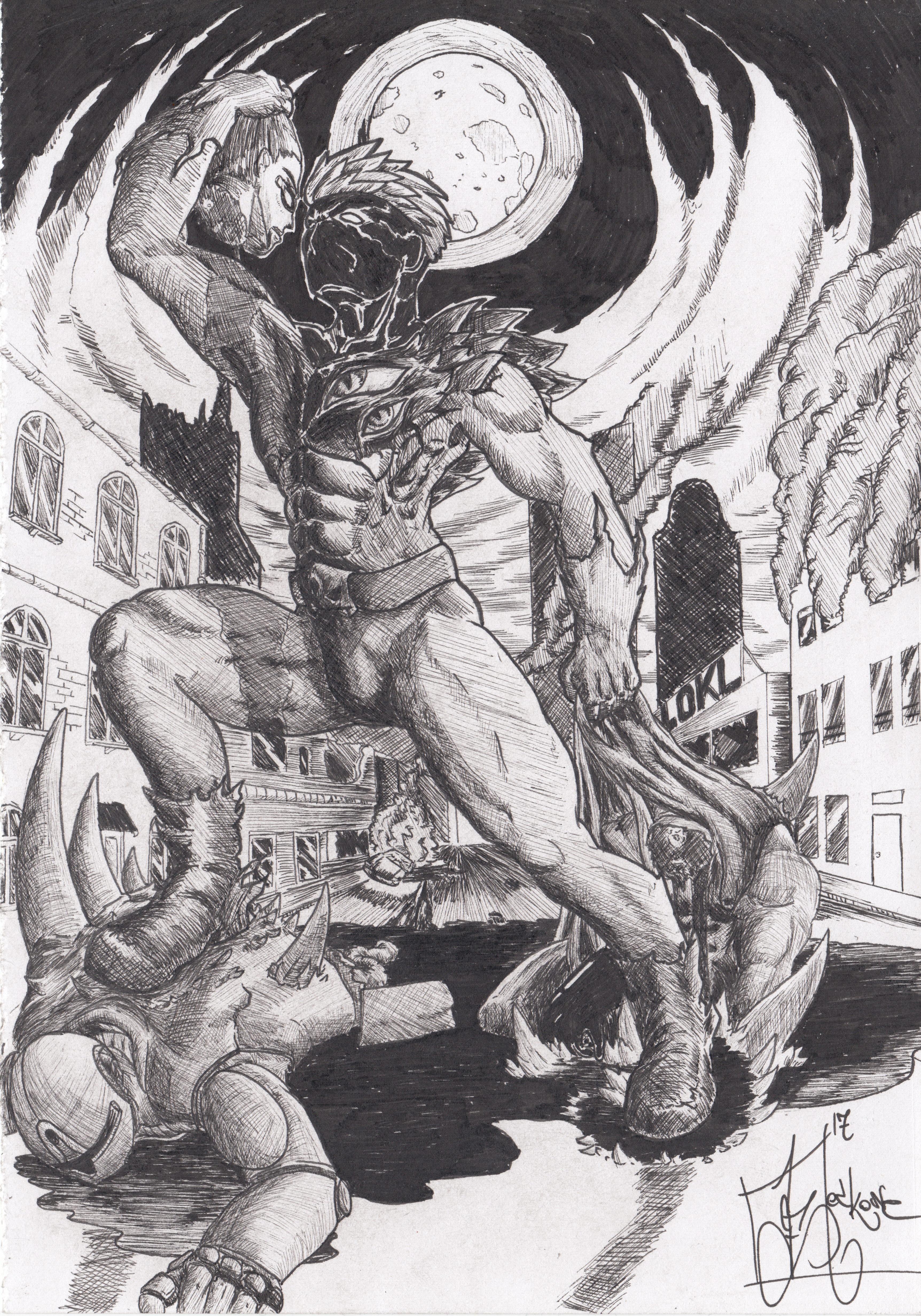 Hero Killer - Negato