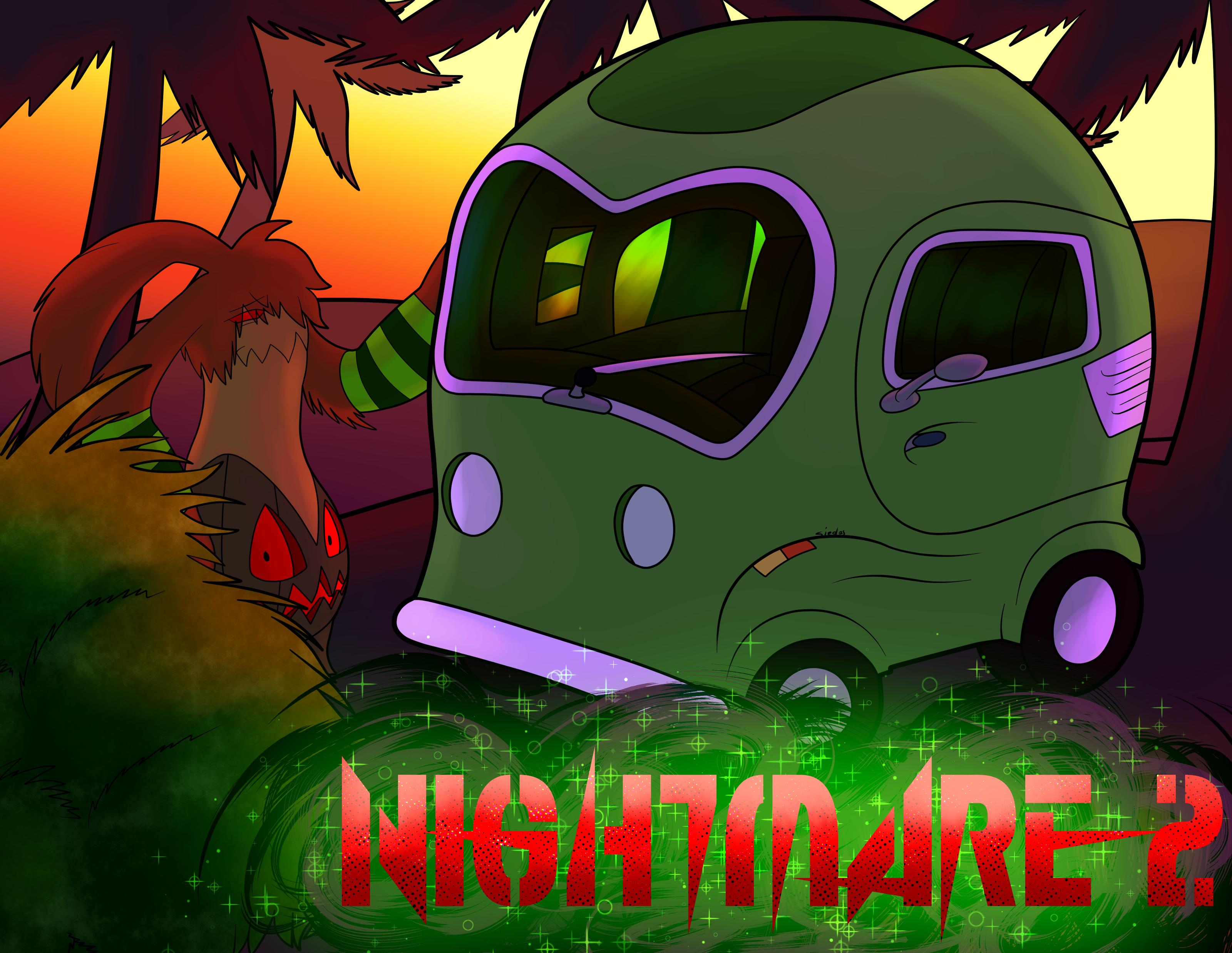 Spencer - Nightmares 2 [Album Release!]