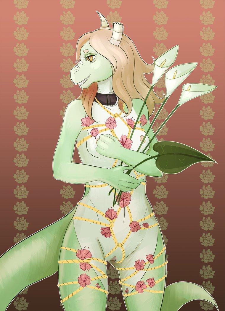 Dreamy flowers[ych