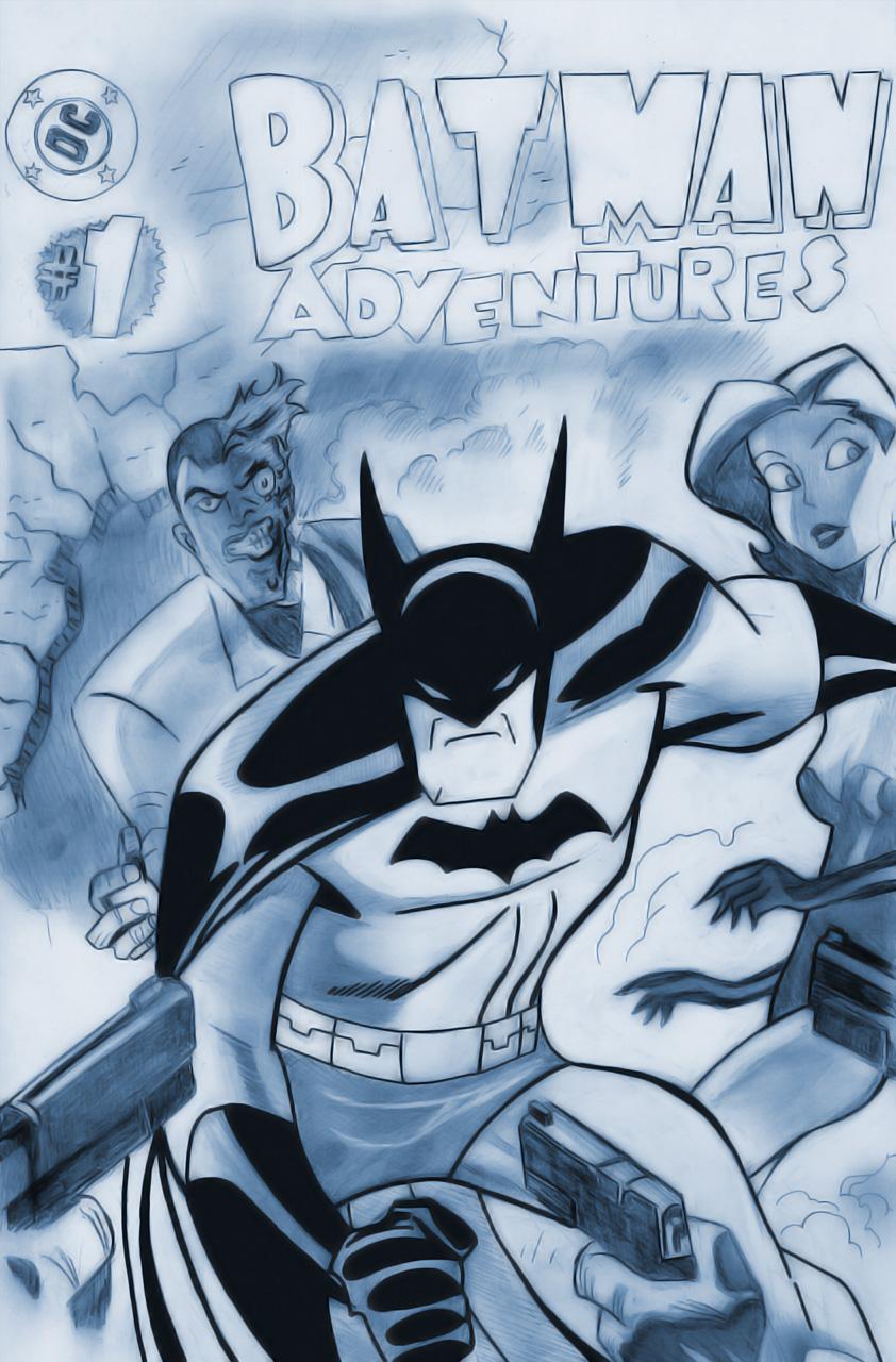 classic Comic Recreations