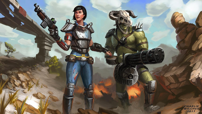 Fallout Wastelanders