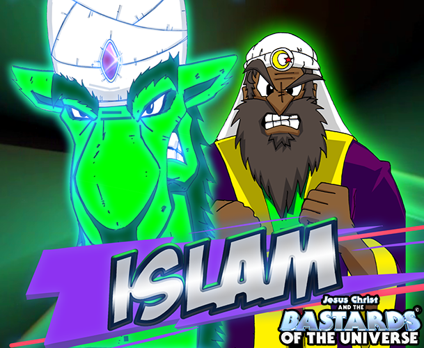 Muslim Gods