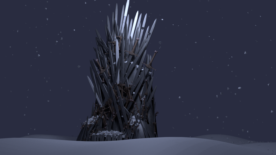 The Iron Throne (Game Of Thrones)