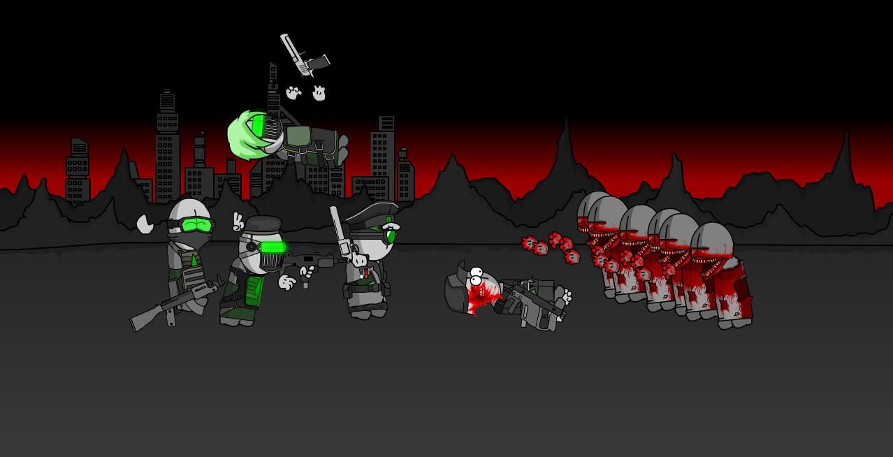 Kelzad's Anti-Zombie Team