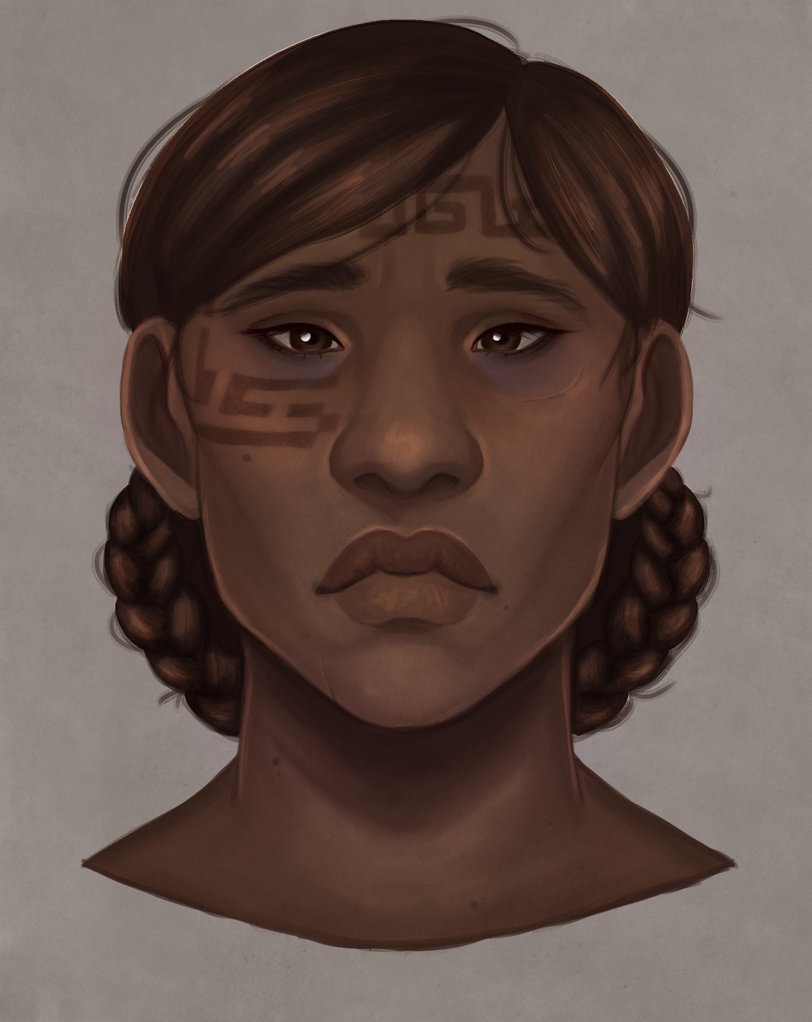 Nezma Portrait