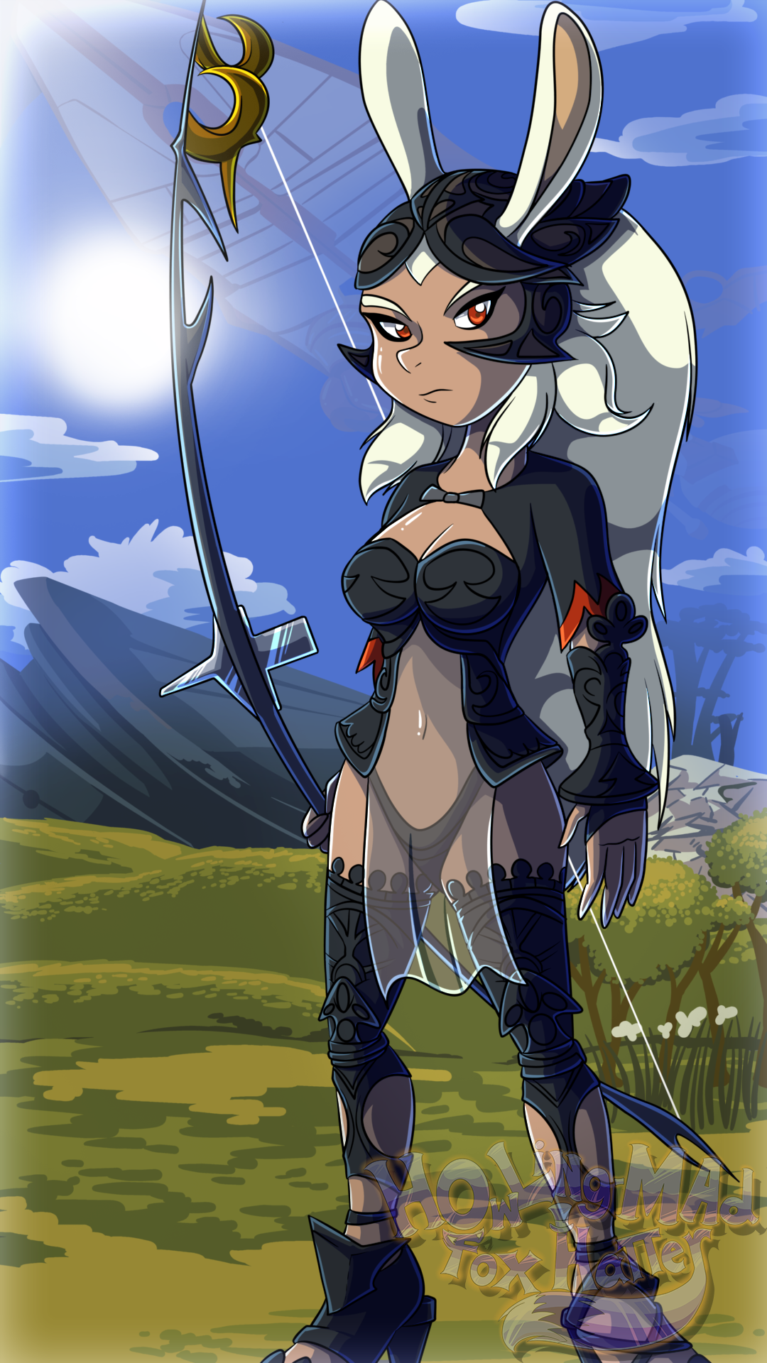 A Viera on the Plains