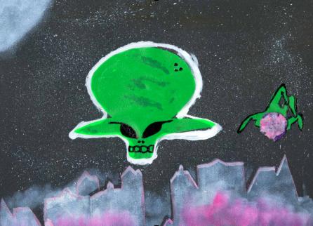 Untraditional Alien
