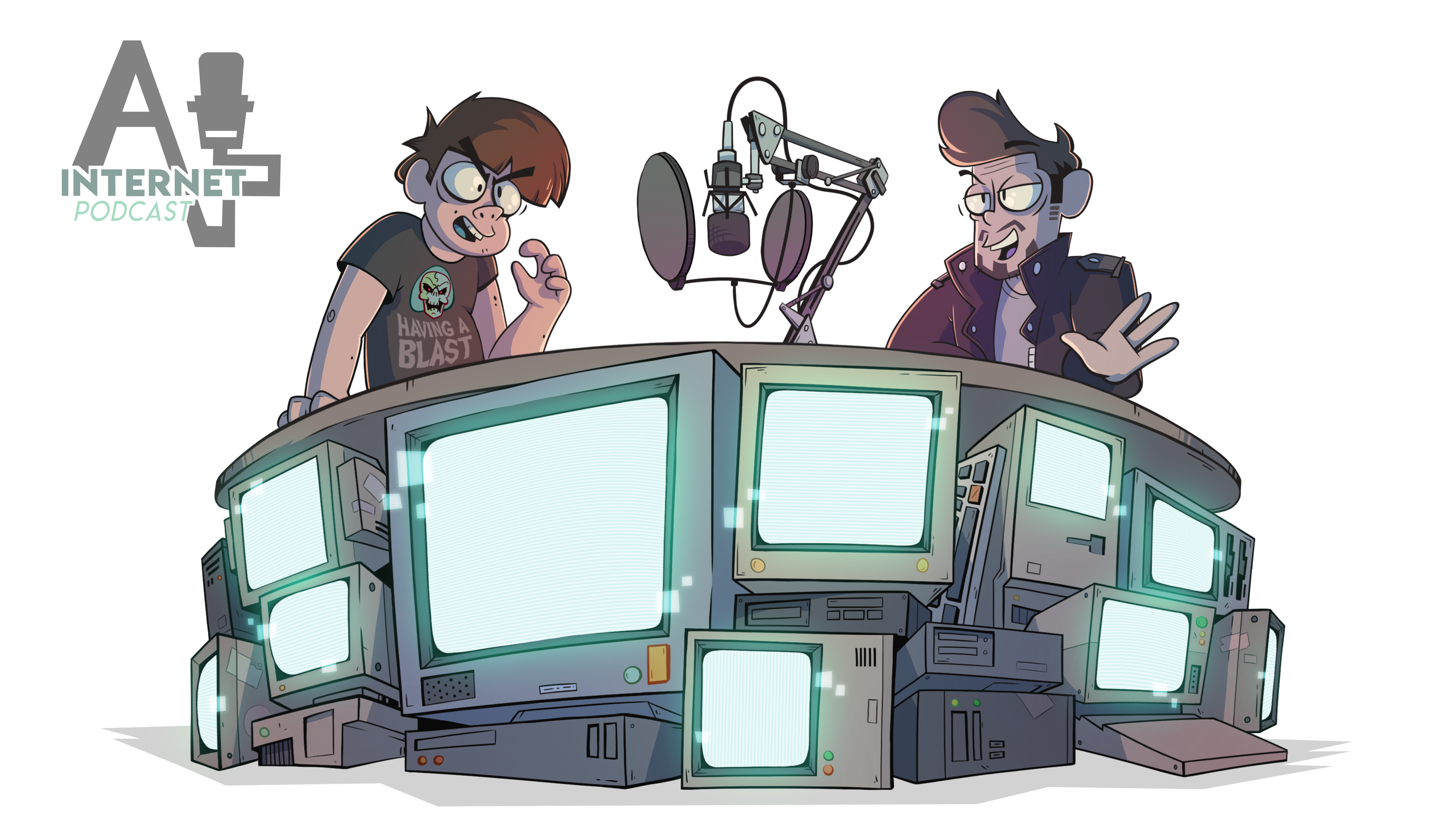 A Internet Podcast