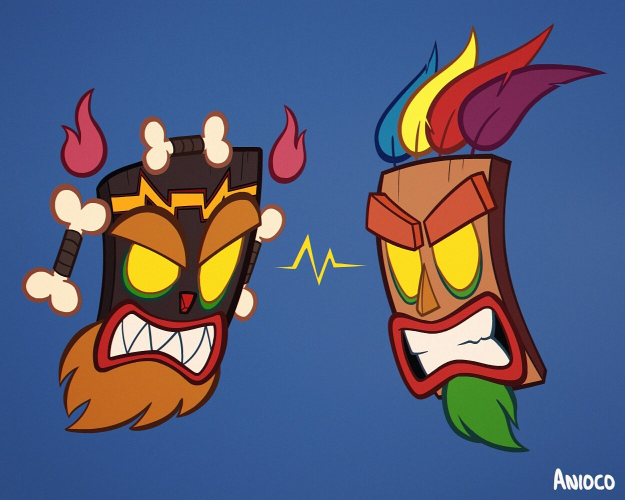 The Aku Uka Brothers