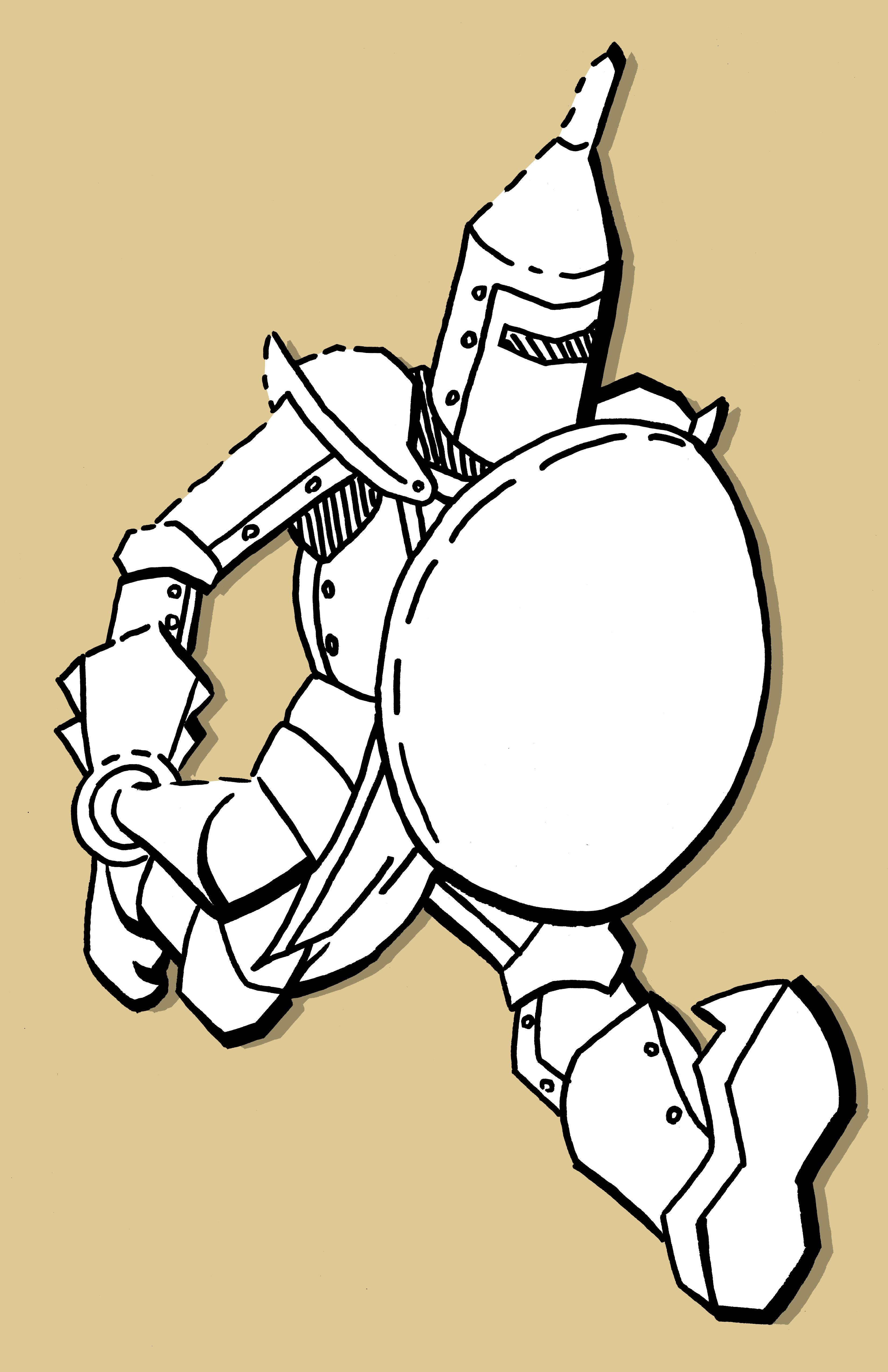 Sir Pinhead