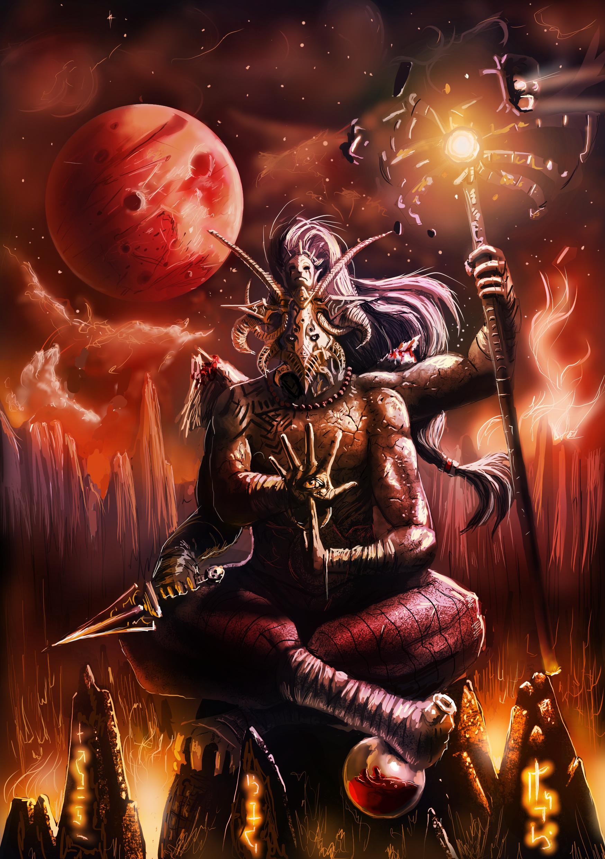 Demon Sage